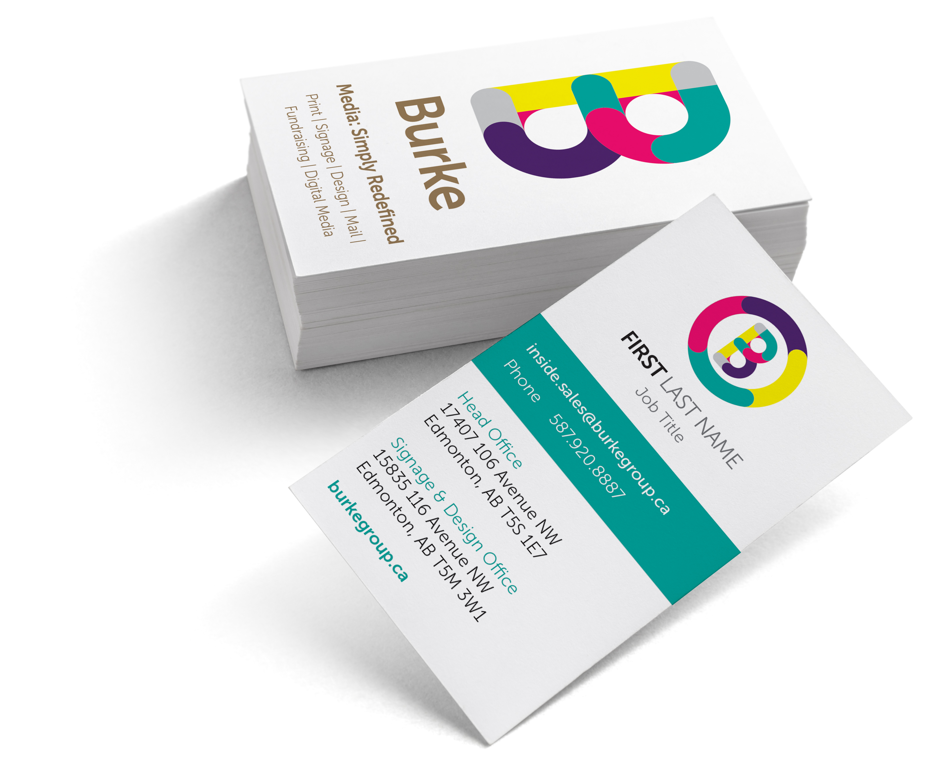 Business cards Edmonton